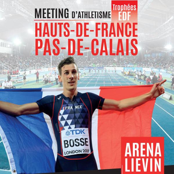 Gagnez vos places Meeting Liévin 2018