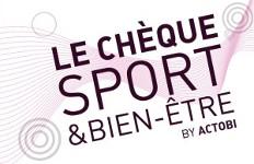 Chèque Sport et bien-être
