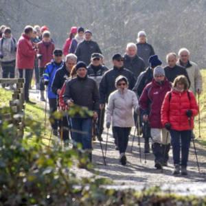 Randonnées gratuites marche nordique Planète Walking