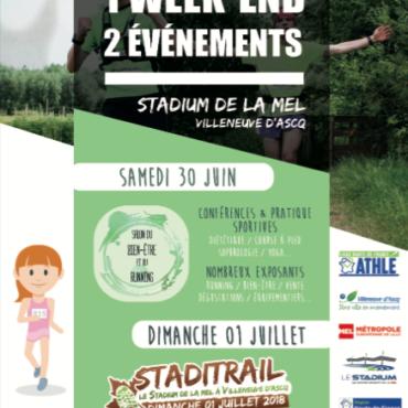 Salon du Running et du bien-être / Staditrail