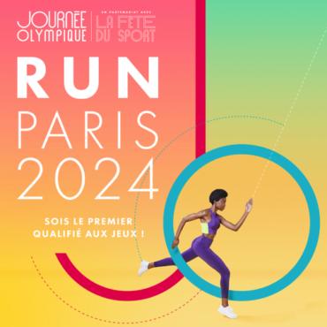 Gagnez votre dossard pour le marathon des Jeux Paris 2024