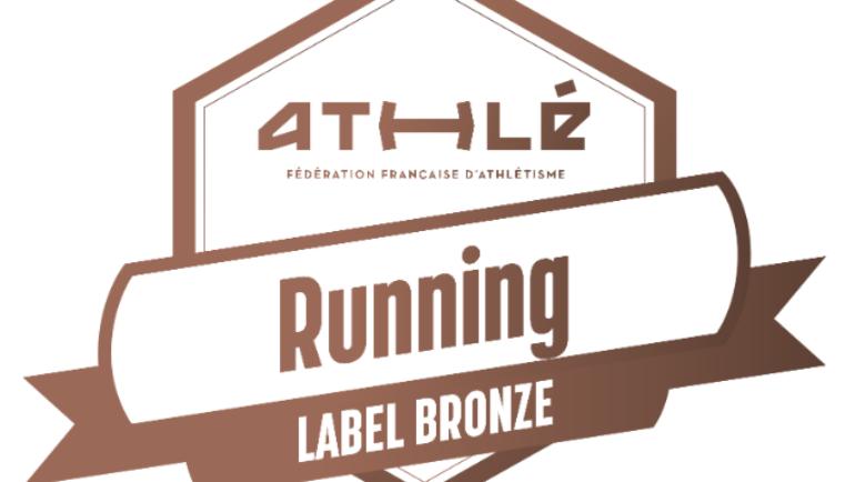 Le Label Bronze pour le club