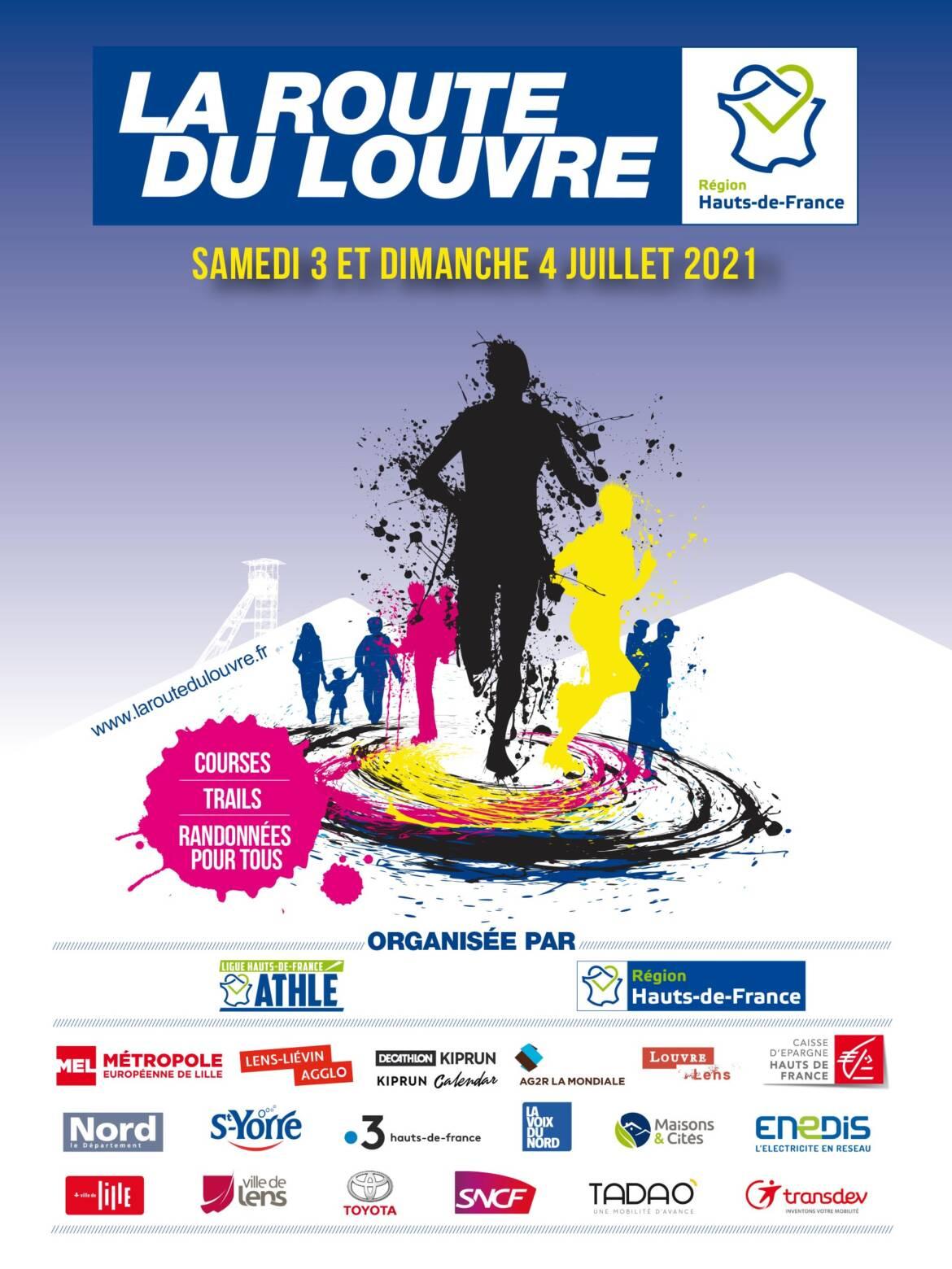 Route du Louvre 2021 : Nouvelle date